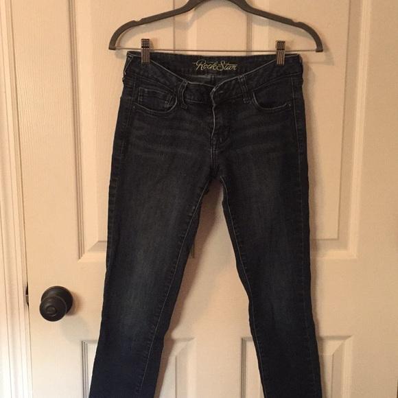 Old Navy Denim - Old navy rock star skinny jeans